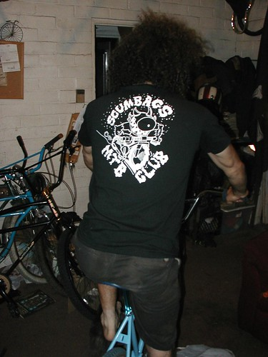SCUMBAGS mtb club T-Shirt