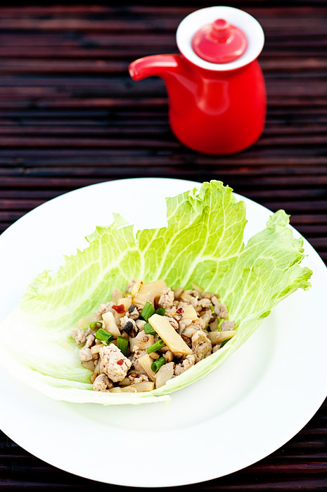 Chinese Lettuce Wraps-3
