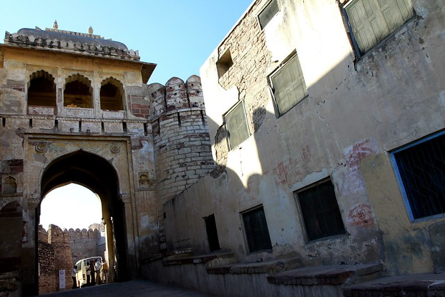 nagaur fort ahhichatragarh