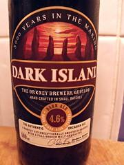 Orkney, Dark Island, Scotland