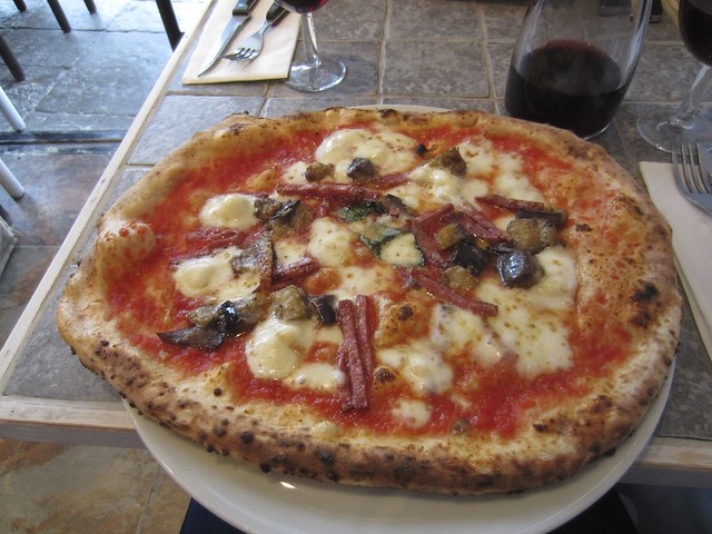 Santa Maria - Santa Rosa pizza