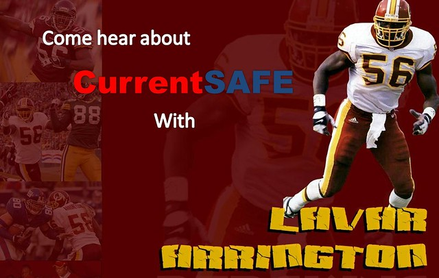 LAVAR ARRINGTON currentsafe