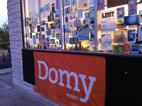 Domy Books, 9/20/70