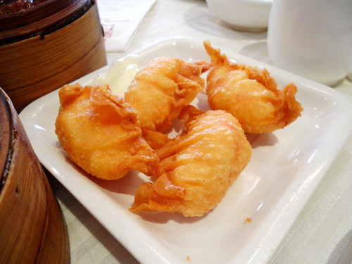 Deep Fried Prawn Dumplings