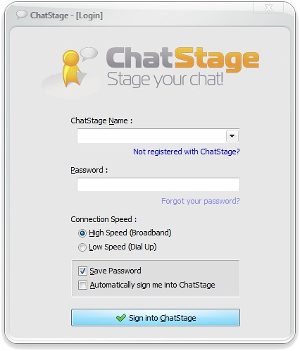 ChatStage Alpha 6.1