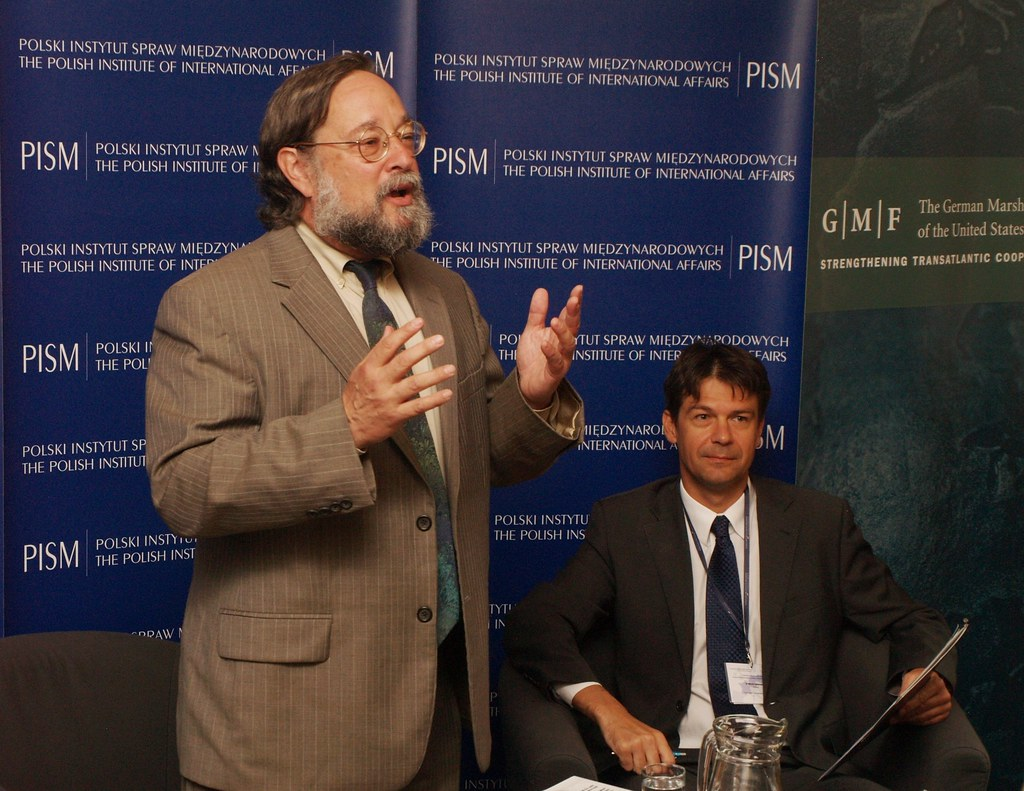 Adam M. Garfinkle and Dr. Marcin Zaborowski