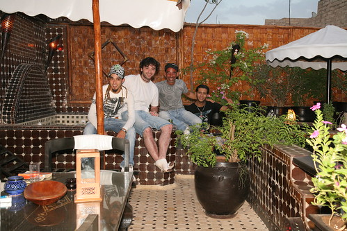 coolest team in the coolest riad! by Coolest Riads Morocco