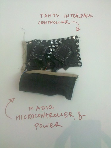 Pants Interface beta controller