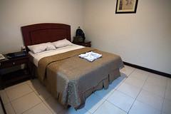 Sunflower Hotel Bed
