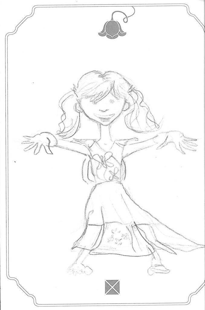 Dancing Girl 2