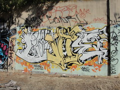 LONE (Same $hit Different Day) Tags: graffiti bay east lone ase tfn
