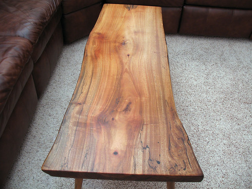 Slab Coffee Table   Solid Avocado Wood. Slab Coffee Table   Solid Avocado Wood   a photo on Flickriver