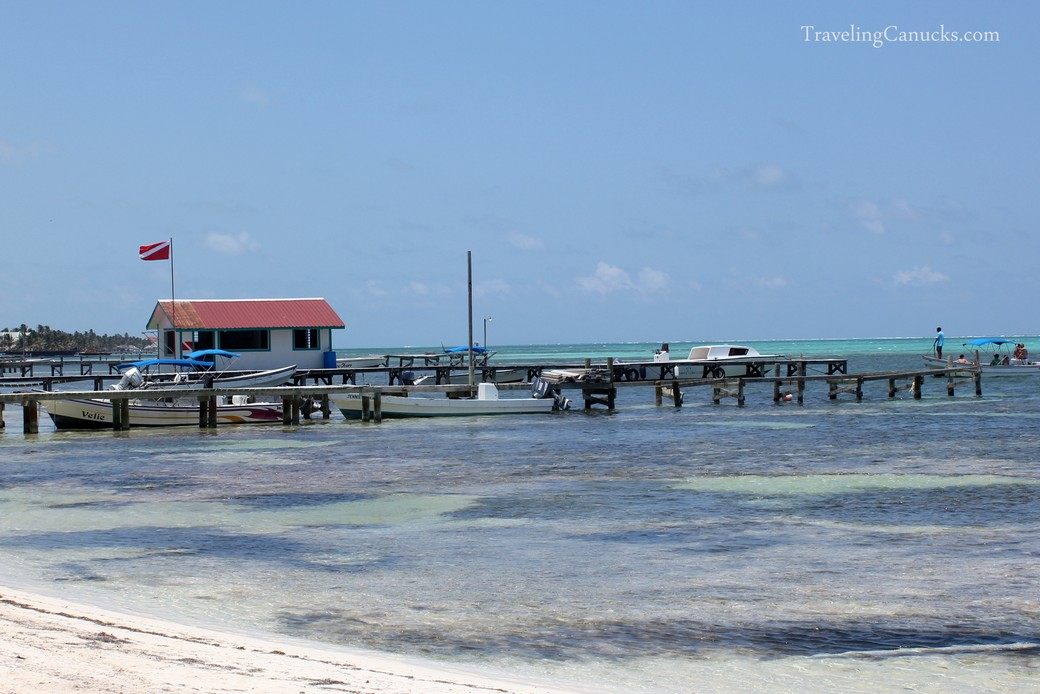 The Dock - San Pedro, Ambergris Caye