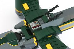 7930 Bounty Hunter Assault Gunship Review - 8