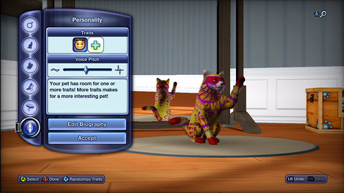 The Sims 3 Pets Aztec Panthera