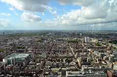 View from the BT Tower