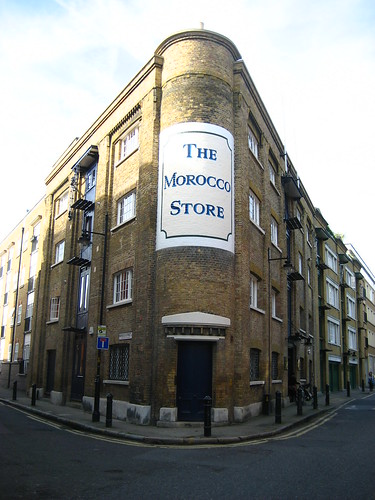 Bermondsey street corner