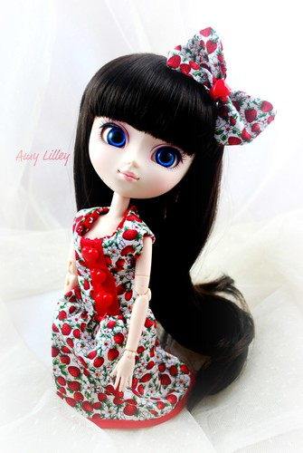 Strawberry Dress