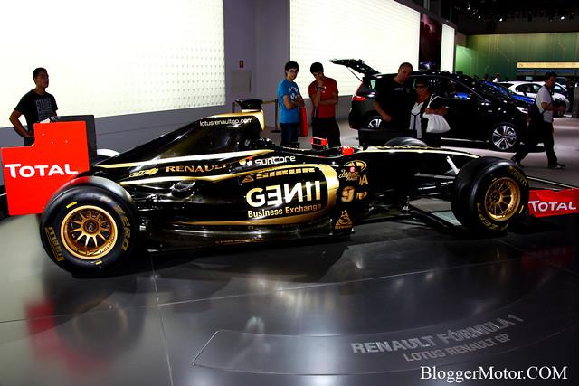 Lotus Renault F1 2011 (IV)