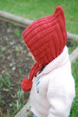 ginger's pixie cap