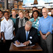 Mayor Mike McGinn Signs Paid Sick Days Ordinance into Law