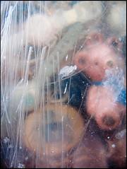 20110922_002 (sulamith.sallmann) Tags: abstract blur game berlin texture trash toy toys deutschland blurry play unscharf freizeit deu spielzeug spiel mechanik kaugummiautomat unsharp abstrakt spielen berlinmitte verschwommen texturen textur kratzer unschrfe spielzeuge sratches sulamithsallmann