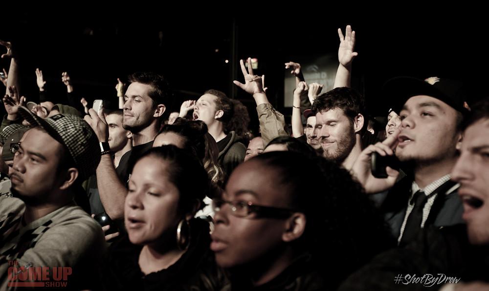 Bootcamp Click Concert @ Sound Academy Manifesto 2011