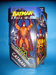 Catman in package front