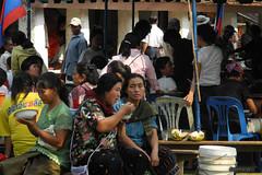 Pak Ou village (-AX-) Tags: laos luangprabang banpakou