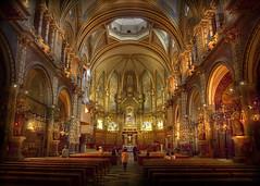 Montserrat (antoni63) Tags: espaa catalonia montserrat monumentos catalunya monuments monasterio hdr monestir wikilovesmonuments bicri510005546