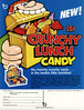"Topps - Crunchy Lunch Candy - 15-cent display box - sell sheet - 1970's • <a style=""font-size:0.8em;"" href=""http://www.flickr.com/photos/34428338@N00/6180011615/"" target=""_blank"">View on Flickr</a>"