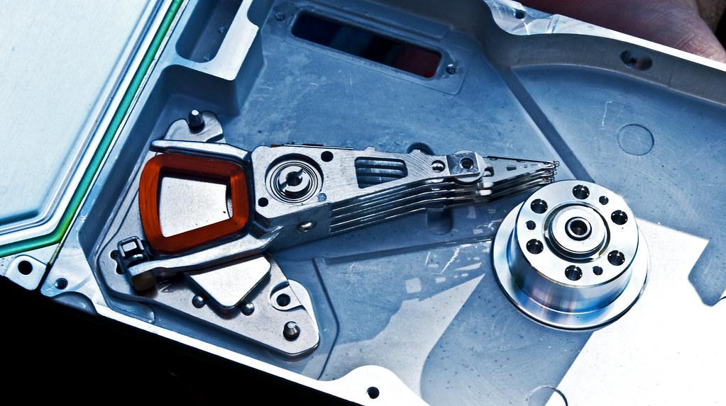 365-105 Hard Drive Shell