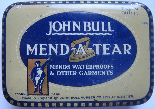 John Bull mending kit by a1scrapmetal