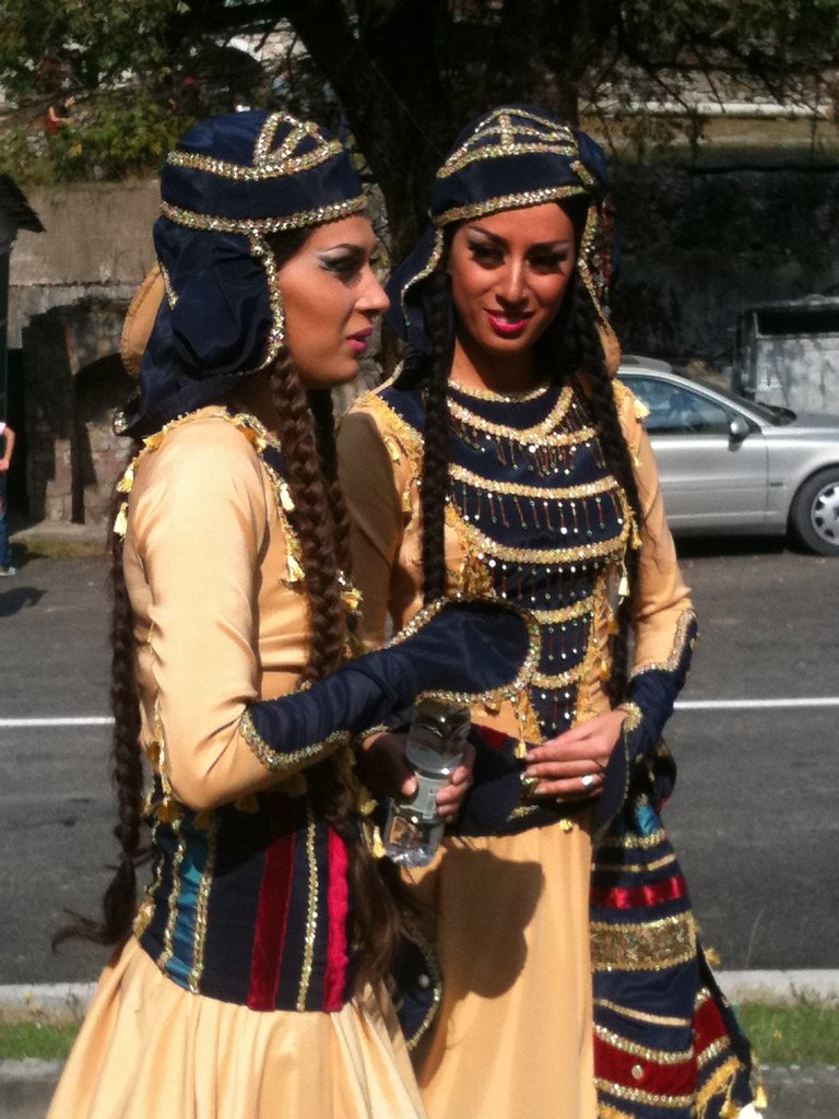 Georgian Dancers