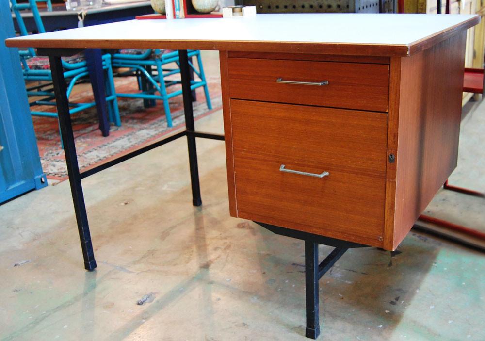 Classic Mid-Century Modern Desk