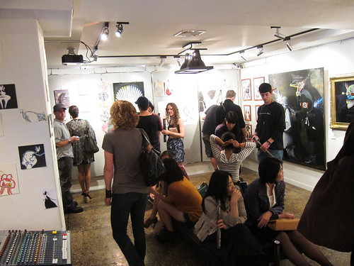Fun times at the AWEH launch party & some weekend eats
