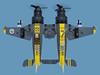 Niningumi Zero - Sky Fighter (Fredoichi) Tags: plane lego space military micro shooter shootemup skyfi shmup microscale dieselpunk skyfighter fredoichi