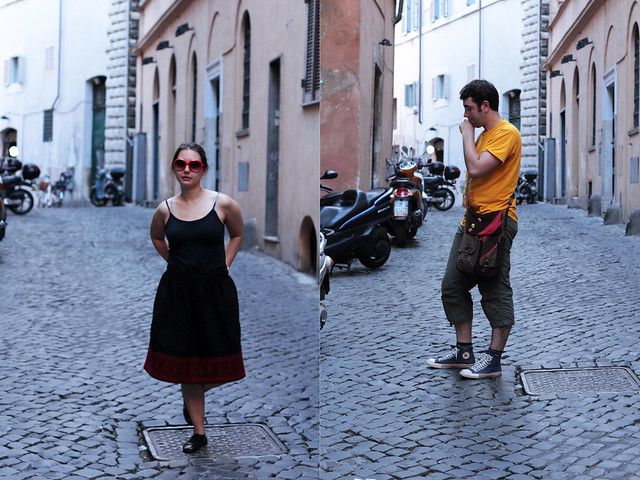 Rome outfits