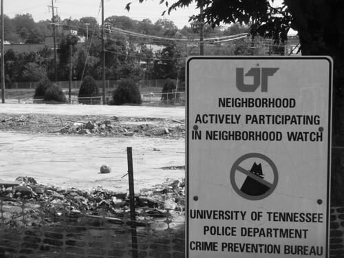 neighborhood(less) watch