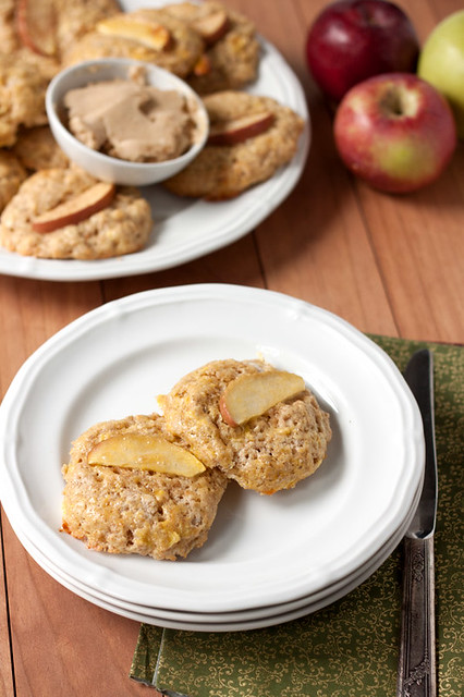Apple-Oat Scones