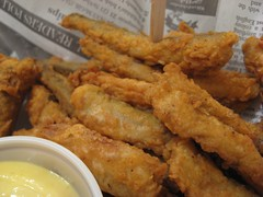 Spicy whitebait