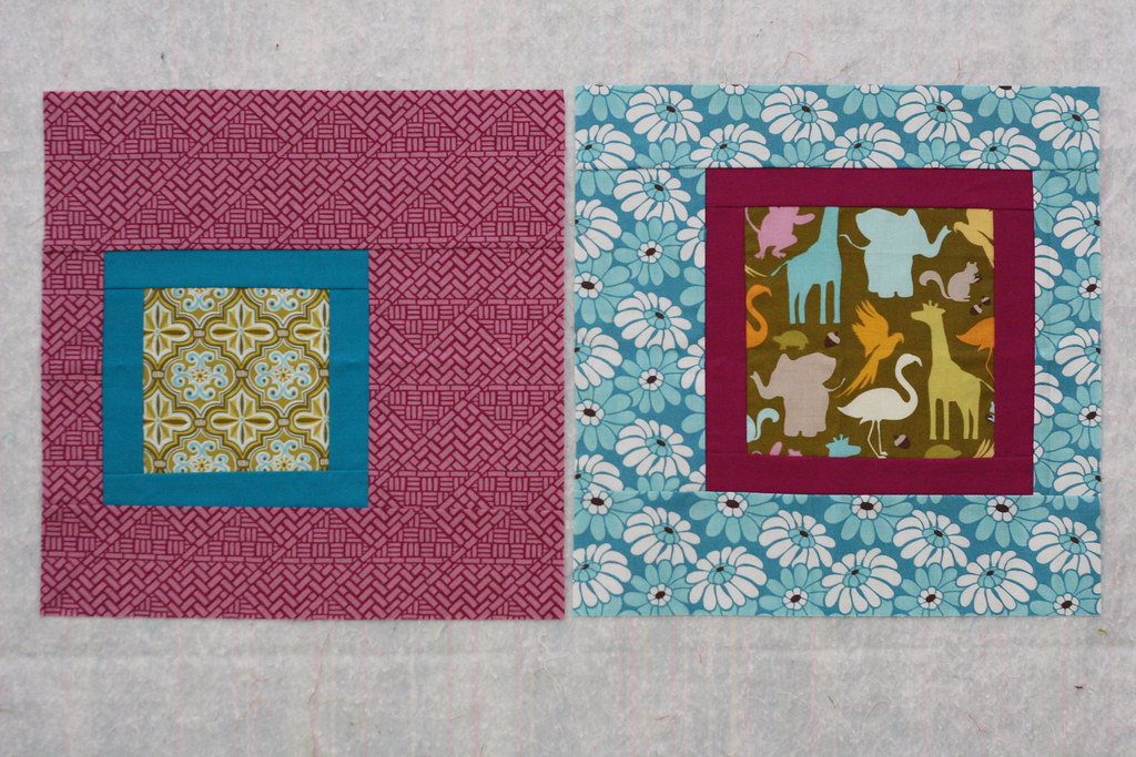 September Bee Blocks for Alix
