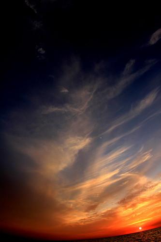 hirizo sunset 2011