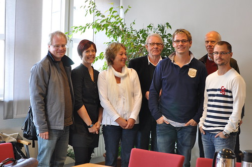 Utbyte av erfarenheter kring IKT i Simrishamn och Ystad