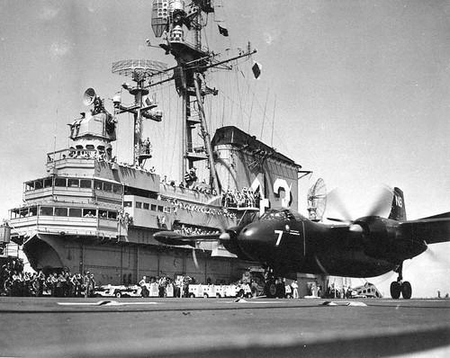 North American AJ-2 Savage VC-5