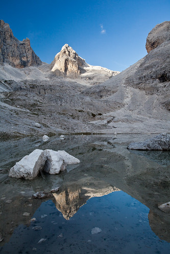 Narciso (Pradidali, Dolomiti) by johnny XXIII & francy VI