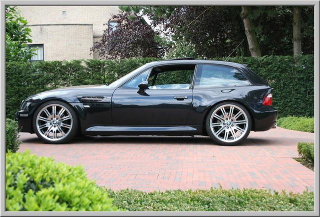 S50B32 BMW Z3 M Coupe | Cosmos Black | Gray/Black