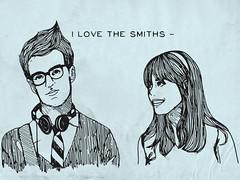 i said i love the smiths by 266aline