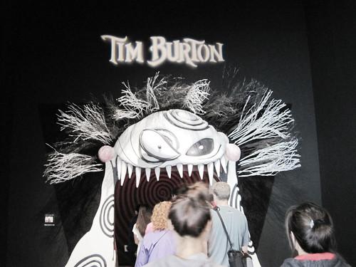 Tim Burton, LACMA