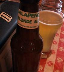 Jalapeno beer